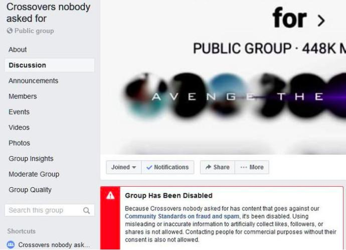 Facebook says it will restore groups infiltrated by saboteurs | News