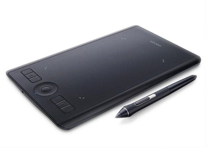 New Wacom Intuos Pro Small professional drawing tablet $249