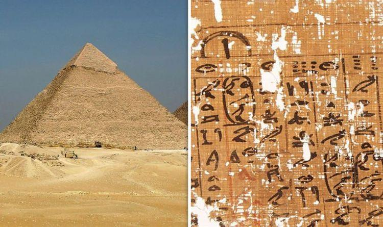 Egypt mystery solved: How 'remarkable' discovery revealed