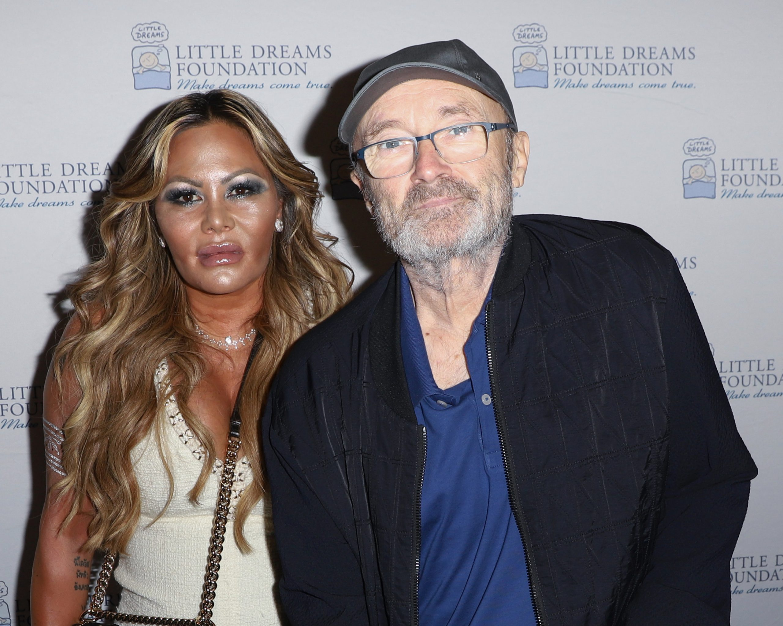 Phil Collins And Orianne Cevey S Relationship Through The Years News 9 On Time In 1999, orianne cevey married husband phil collins as his third wife. phil collins and orianne cevey s